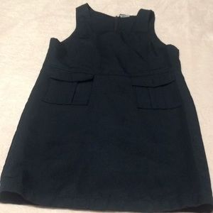 French toast girl blue dress size 12
